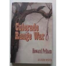 Colorado Range War