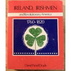 Ireland, Irishmen and Revolutionary America