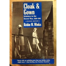 Cloak & Gown 2nd Ed.