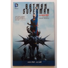 Batman/Superman Volume 1: Cross World