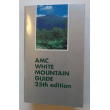 AMC White Mountain Guide 25th edition