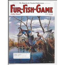 Fur-Fish-Game November 2001