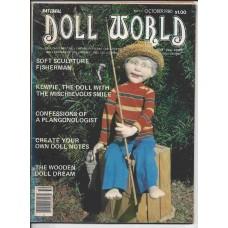 Doll World September/October 1980