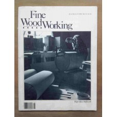 Fine Woodworking July/August 1984