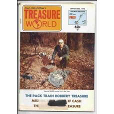 Treasure World Magazine - September 1972 - Vol. 6 No. 9