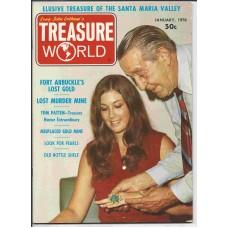 Treasure World Magazine - January 1970 - Vol. 4 No. 1