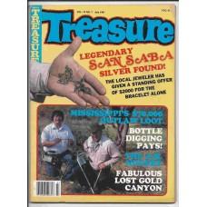Treasure Magazine - July 1981 - Vol. 12 No. 7