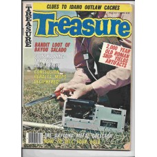 Treasure Magazine - July 1976 - Vol. 7 No. 7