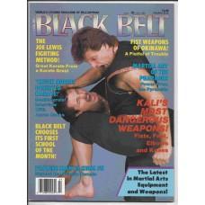 Black Belt Magazine - July 1988 - Vol. 26 No. 7