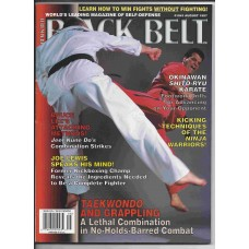 Black Belt Magazine - August 1997 - Vol. 35 No. 8