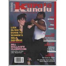 Karate/Kung Fu Illustrated - July 1988 - Vol. 19 No. 7