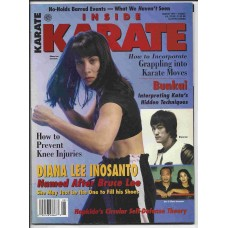 Inside Karate - August 1997 - Vol. 18 No. 8