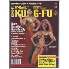 Inside Kung-Fu - June 1988 - Vol. 15 No. 6