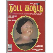 Doll World - July/August 1981 - Vol. 5 No. 4