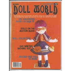 Doll World - September/October 1979 - Vol. 3 No. 5