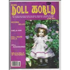Doll World - May/June 1981 - Vol. 5 No. 3