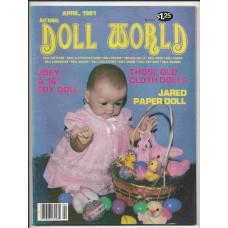 Doll World - March/April 1981 - Vol. 5 No. 2
