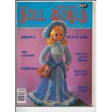 Doll World - March/April 1984 - Vol. 8 No. 2