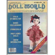 Doll World - September/October 1978 - Vol. 2 No. 5