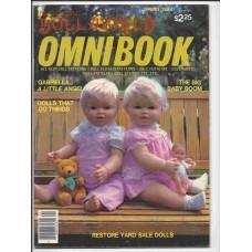 Doll World Omnibook - Spring 1984 - Vol. 1 No. 1