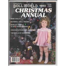 Doll World Christmas Annual 1980