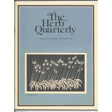 Herb Quarterly - Winter 1980 - Number 4