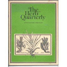 Herb Quarterly - Spring 1980 - Number 5