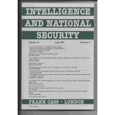 Intelligence and National Security -July 1997 - Vol. 12 No. 3