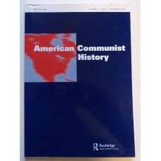 American Communist History December 2005