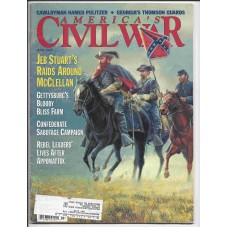 America's Civil War July 1995