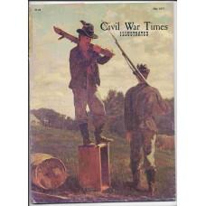 Civil War Times Illustrated May 1973