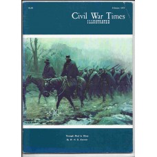 Civil War Times Illustrated February 1975