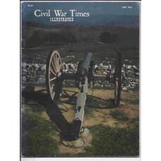 Civil War Times Illustrated April 1976