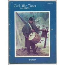 Civil War Times Illustrated December 1976