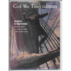 Civil War Times Illustrated March 1982