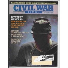 Civil War Times Illustrated January - February 1995