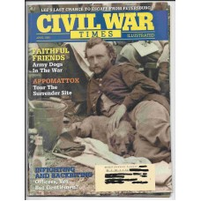 Civil War Times Illustrated April 1995