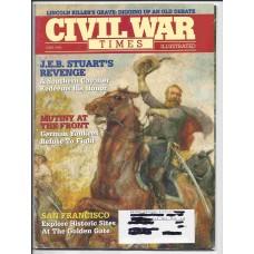 Civil War Times Illustrated June 1995