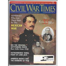 Civil War Times Illustrated April 1996