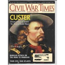 Civil War Times Illustrated June 1996