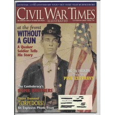 Civil War Times Illustrated August 1997