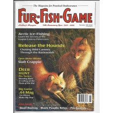 Fur-Fish-Game November 2000