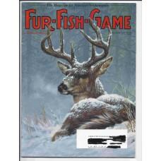 Fur-Fish-Game December 2001